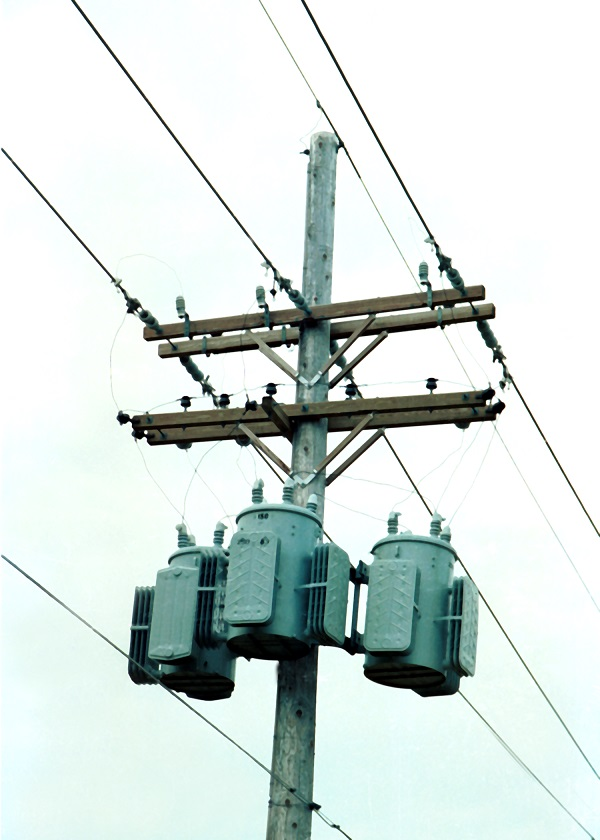 Between the Poles: What are those wires?