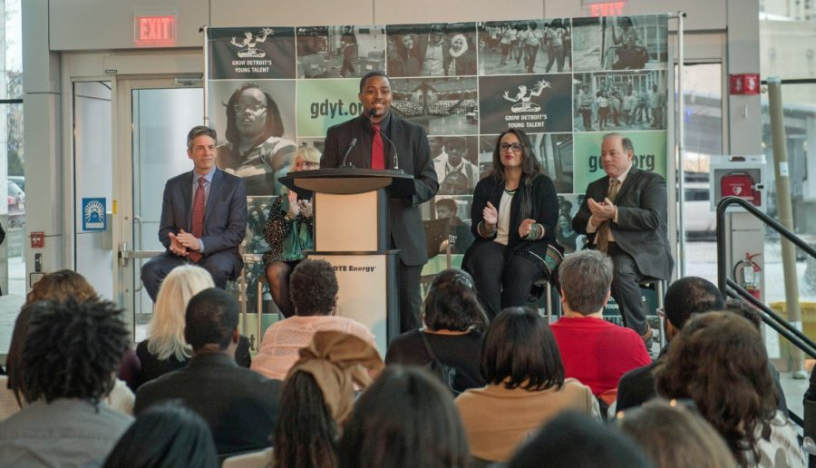GDYT looks to employ 8,000 Detroit youth