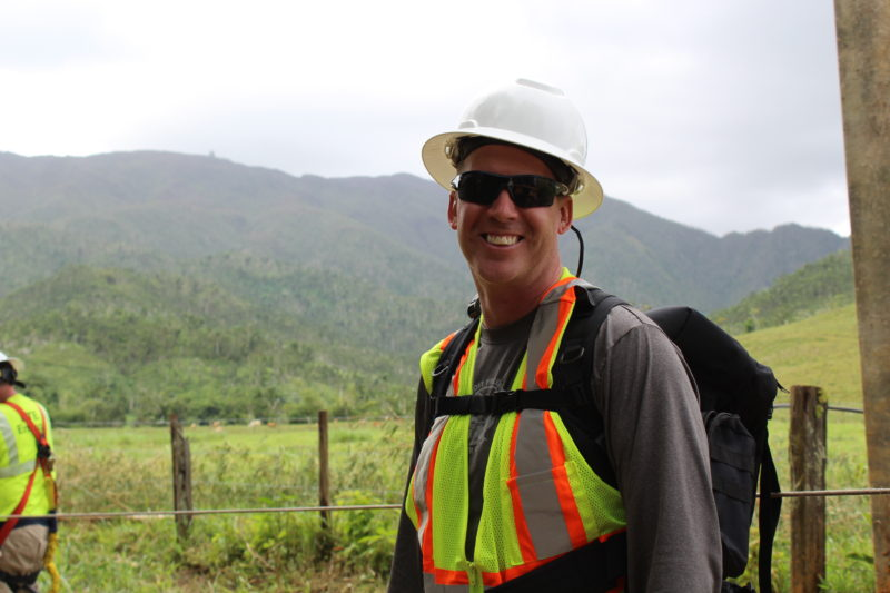 Treating medical needs in the jungles of Puerto Rico