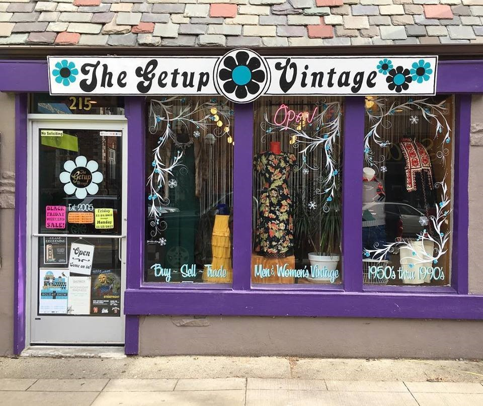 MIGreenPower small business spotlight: The Getup Vintage