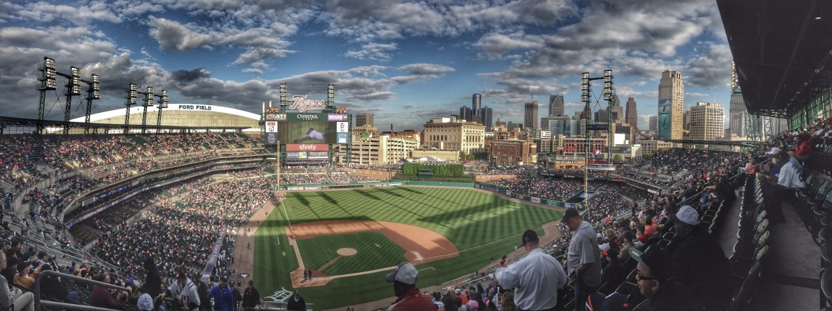 The history behind opening day in Detroit