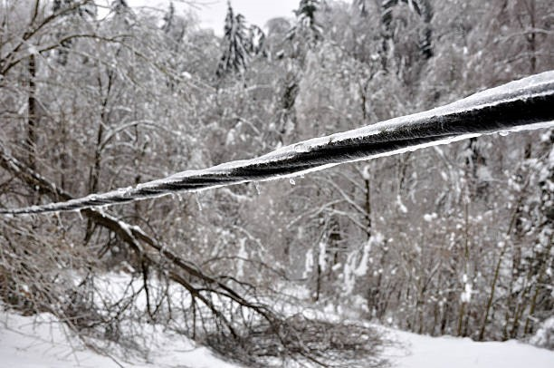 Pianos on Power Lines Part 2: Ice and Electric Reliability