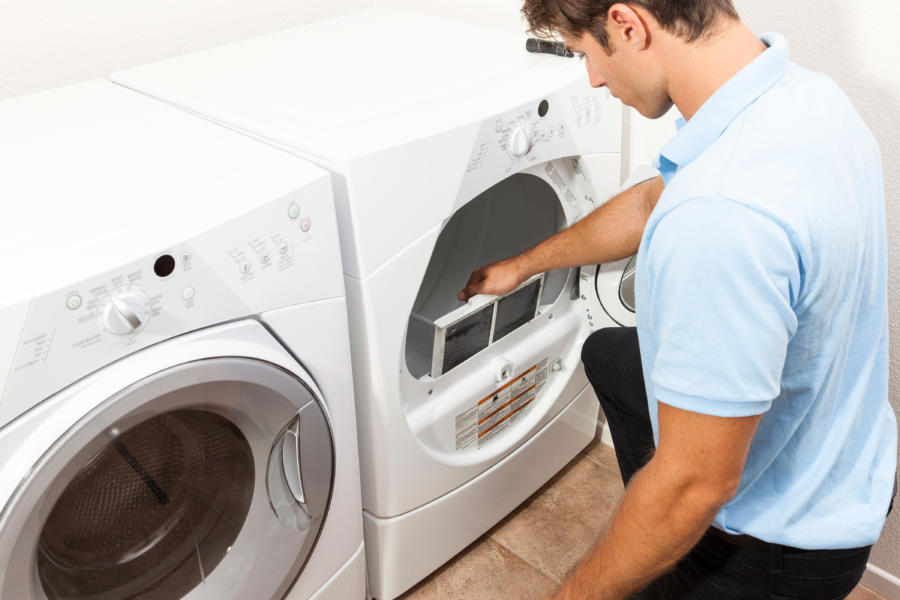 12 ways to save money in the laundry room