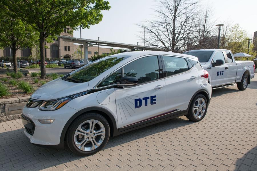 DTE is Charging Forward with EVs to benefit the planet and your pocketbook