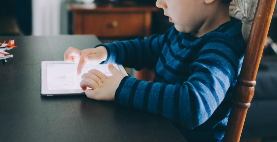 Keeping kids engaged while learning at home