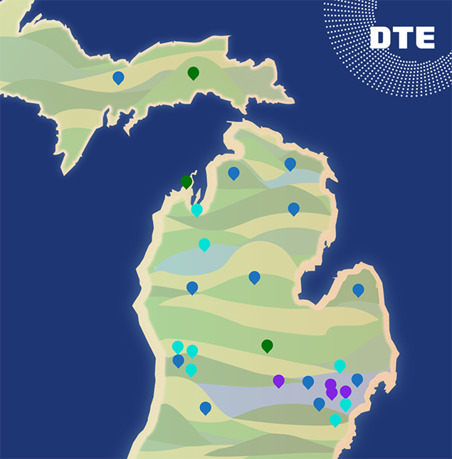 DTE In Your Community